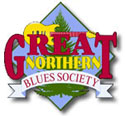 Great Northern Blues Society logo